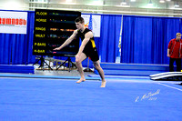 Bart Conner Invitational OKC - Okla Gold - Floor