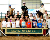 Majic Stables Camp 6-10-14,2013