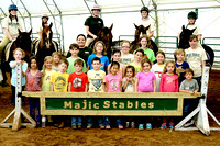 Majic Stables Summer Camp 6- 17-21,1013