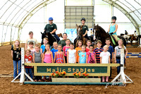 Majic Stables Summer Camp July 15-19, 2013
