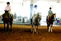 Cleveland County Fair Horse Show 8-27-11