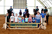Majic Stables Camp June 4-8,2018