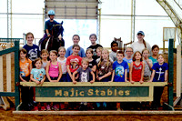 Majic Stables Camp June 18-22, 2018