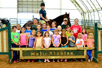 Majic Stables Summer Camp June 23 - 27.2014