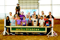 Majic Stables Summer Camp June 18-22, 2012