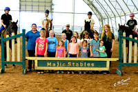 Majic Stables Summer Camp July 7-11. 2014