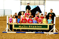 Majic Stables Summer Camp June 25-29,2012