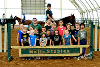 Majic Stables Summer Camp June 16-20,2014