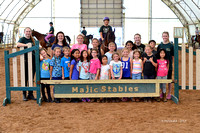 Majic Stables Camp June 12-16, 2017