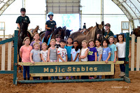 Majic Stables Camp June 19-23, 2017