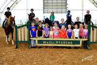 Majic Stables Summer Camp July 28-Aug 1,2014