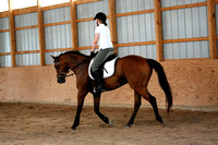 Dressage 6-23-Southerly Winds Farm-Morning Rides