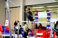 Bart/Nadia gymnastics 2-16-13 OKC Girls