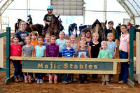 Majic Stables Camp July 17 -21, 2017